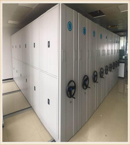 平原手动档案密集柜如何合理安装与操作
