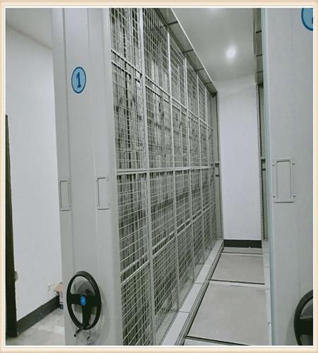 石阡档案室移动密集架案例
