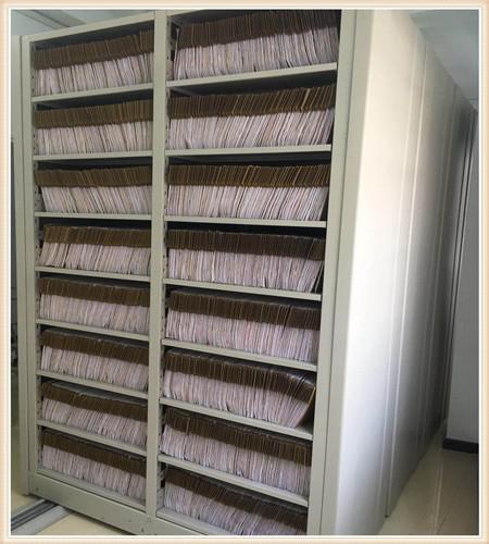 惠州国标档案密集柜销售