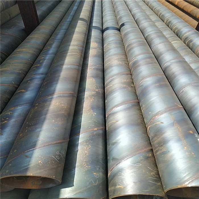 Specification of spiral welded pipe in Xinghua 630x10
