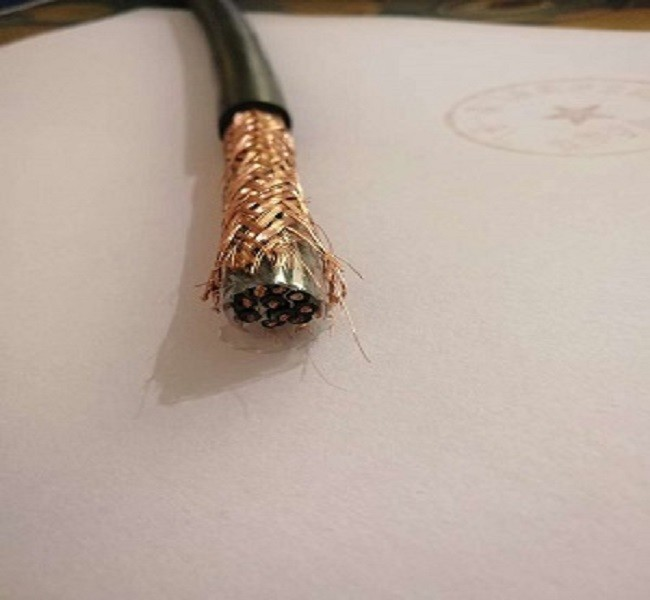 布拖阻燃结构电缆ZRA-KVVRP22厂家供应