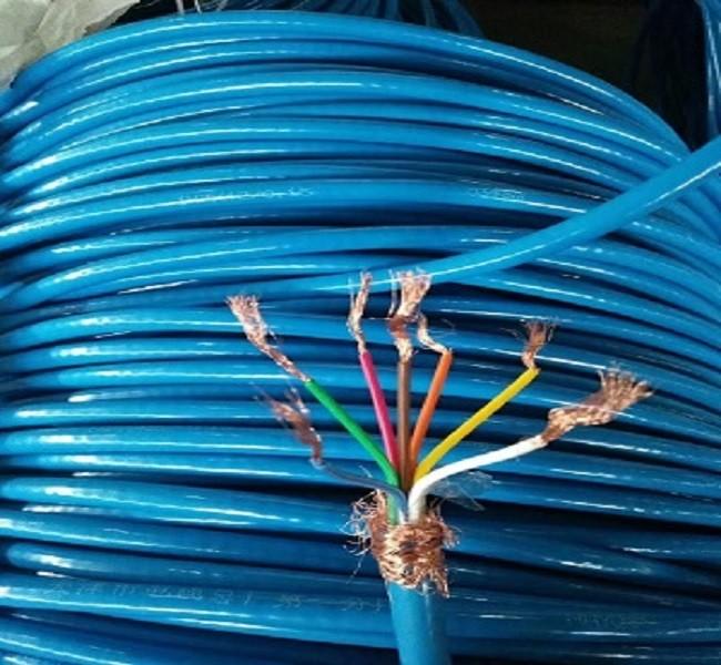 遂溪信号传输电缆MHYVR1X4X7-0.52
